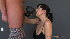 Sweat sweet sporty cocksucking job - XXX Dessert - Picture 10