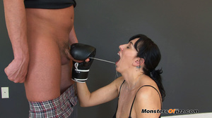 Sweat sweet sporty cocksucking job - XXX Dessert - Picture 14