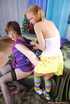 lesbian mistress wants her