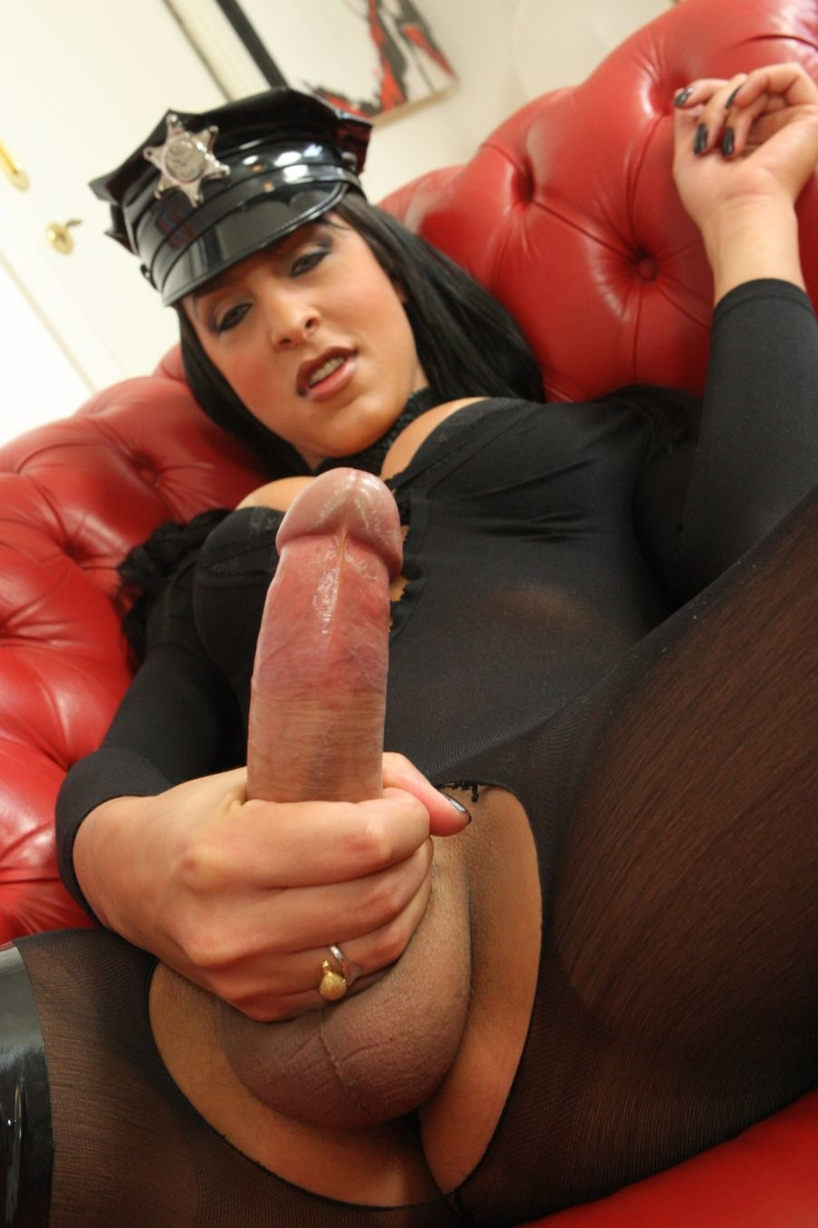 Ebony Amateur Monster Dick