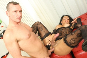 Italian hung bitch gets ass banged after - XXX Dessert - Picture 11