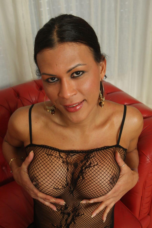 Ebony Shemale Twerk Dick