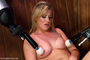 Blonde mom in white panties gets her hol - XXX Dessert - Picture 3