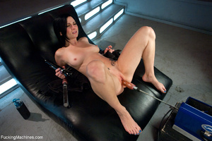 Lustful brunette ass and pussy drilled w - XXX Dessert - Picture 2