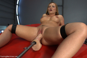 Dirty long-haired bitch fisting her ass  - XXX Dessert - Picture 4