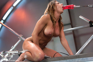 Ponytailed fitness trainer gets all her  - XXX Dessert - Picture 6