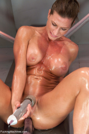 Ponytailed fitness trainer gets all her  - XXX Dessert - Picture 9