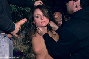 Red chick roped and banged violently by  - XXX Dessert - Picture 4
