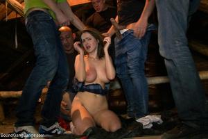 Student girl in shinju banged badly by h - XXX Dessert - Picture 3