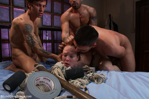 Ginger mom gets bound and banged roughly - XXX Dessert - Picture 6