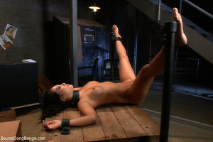 Busty Asian slut banged roped by her mas - XXX Dessert - Picture 5