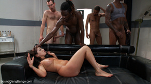 Pervert doctors fucking badly busty brun - XXX Dessert - Picture 10