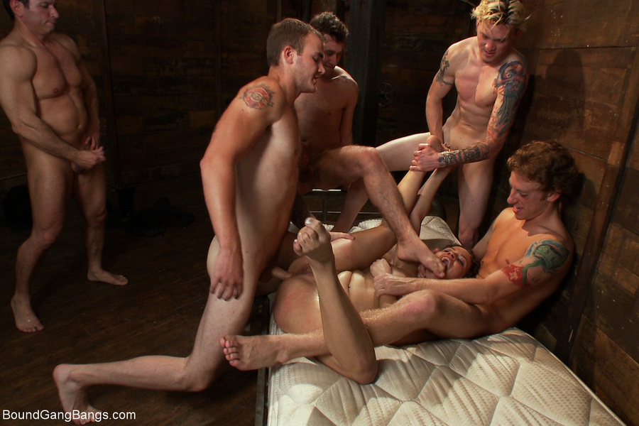 Tory Lane Rough Gangbang