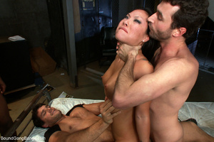 Busty Asian slut banged roped by her mas - XXX Dessert - Picture 9