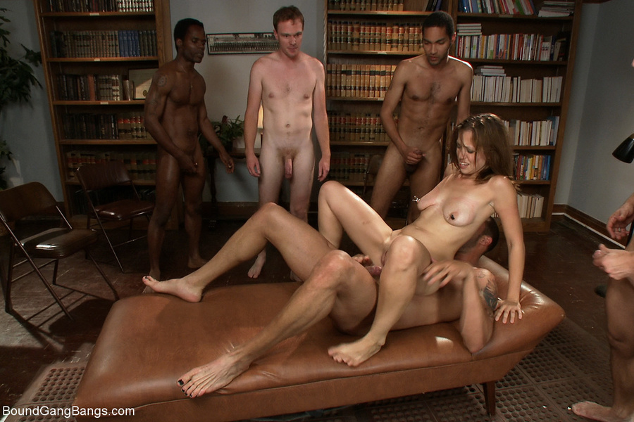 The word audrey rose bound gangbang not clear