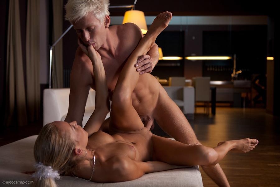Very hot couple caught having sex