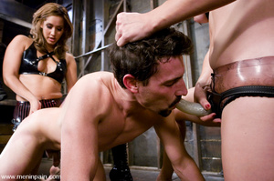Hot and cool submissive man gets punishe - XXX Dessert - Picture 7