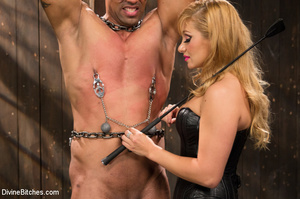 Hot and sexy fierce fatales blonde fucki - XXX Dessert - Picture 3