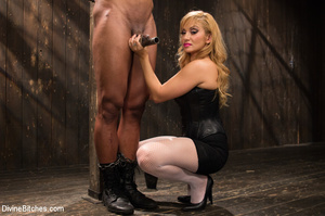 Hot and sexy fierce fatales blonde fucki - XXX Dessert - Picture 14