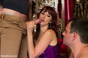 Beautiful horny woman enjoying fetish fu - XXX Dessert - Picture 12