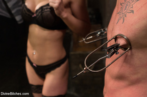 Sporty young man is gets new sex bondage - XXX Dessert - Picture 5