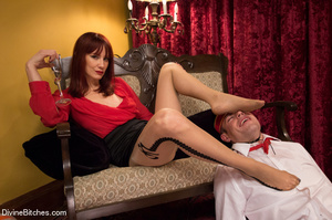 Seductive sexy lady loved to make some f - XXX Dessert - Picture 7