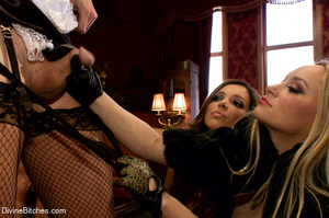 Some fierce female fatales enjoy fucking - XXX Dessert - Picture 1