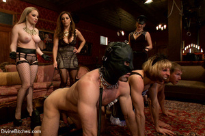 Some fierce female fatales enjoy fucking - XXX Dessert - Picture 5