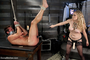 Horny hot and sexy blonde bitch loved to - XXX Dessert - Picture 6
