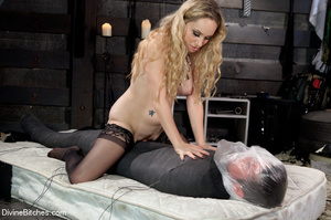 Horny hot and sexy blonde bitch loved to - XXX Dessert - Picture 15