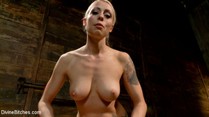 Sexy and horny blonde bitch loved stript - XXX Dessert - Picture 10