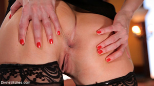 Short hair blonde loved to show pics of  - XXX Dessert - Picture 14