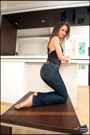 beautiful seductress bewitches with