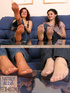 grand foxy feet with