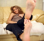 Tempting shedevils with their fit-for-a-king soles and toes