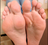 Alluring women with such delighful rare soles