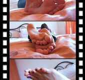 Pump your heart's desire with these luscious captivating feet