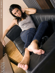 charming soles and toes