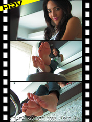 gorgeous soles and toes