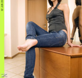 Finding joy and satisfaction with gorgeous ladies elegant feet and toes