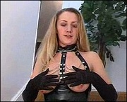 dirty milf bdsm latex