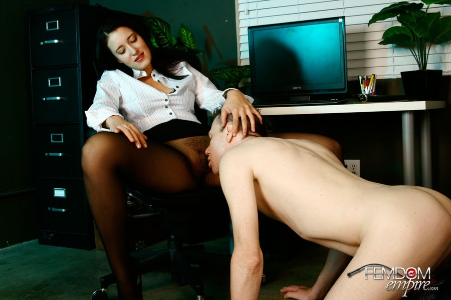 Female domination cfnm
