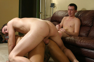 Cute little latino guy goes wild over se - XXX Dessert - Picture 15