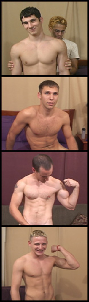 Sexy, naked straight men sucking and lic - XXX Dessert - Picture 15