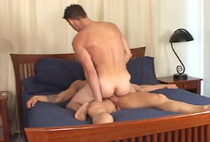 Such sculpted men being butt fucked hard - XXX Dessert - Picture 1