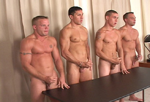 Robust men with virginal asses get fucke - XXX Dessert - Picture 14