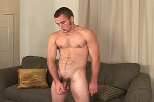 Muscular men jerking off while waiting i - XXX Dessert - Picture 2