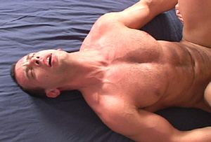 Sexy muscular guysgets fucked for the fi - XXX Dessert - Picture 16
