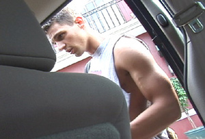 Sexy lusty men in a blow job frenzy whil - XXX Dessert - Picture 15