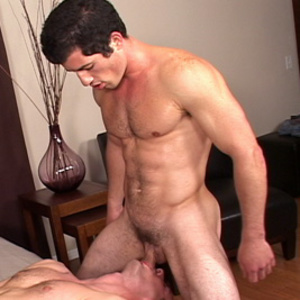 Strapping cocksmen suck dicks deliciousl - XXX Dessert - Picture 9